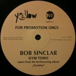 Bob Sinclar - Gym tonic