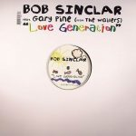 Bob Sinclar - Love generation (Single-sided France YP 208)