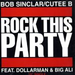 Bob Sinclar - Rock this party (France YP224)