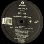 Bob Sinclar presents Fireball - What I want (D.O.N.S. remix) - Tribute