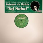 Bob Sinclar presents Salome De Bahia - Taj mahal