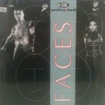 2 Unlimited - Faces (pressage fr)