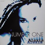 Alexia - Number one (pressage italien)