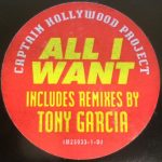 Captain Hollywood Project - All I want (US promo)