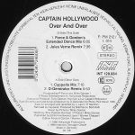 Captain Hollywood Project - Over and over