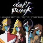 Daft-Punk-Harder,-better,-faster,-stronger