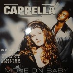 Cappella - Move on baby (2x12'') (Netherlands)