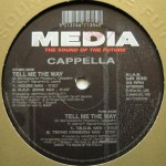 Cappella - Tell me the way (MR638)