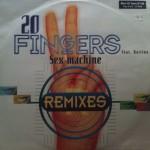 20 Fingers feat. Katrina - Sex machine (remixes)