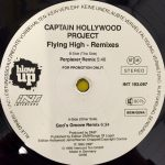 Captain Hollywood Project - Flying high (remixes) (Germany promo)